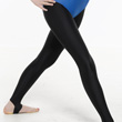 Childrens Nylon Lycra Stirrup Leggings