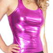 Childrens Metallic Cross Strap Top - CLEARANCE