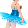 Liquid Foil Classic Kingfisher Tutu - 4 layers of net