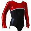 Olympique Canberra Long Sleeve Gymnastic Leotard
