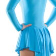 Lycra Skirted Long Sleeved Leotard