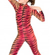 Red/Orange Tiger Catsuit